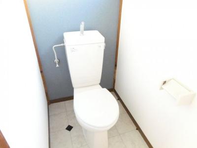 【トイレ】当間貸家