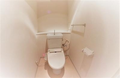アイビーコート88 (2LDK) トイレ