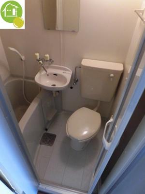【浴室】南風