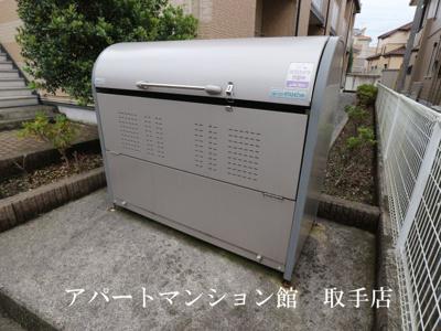 【その他共用部分】レオパレスノーブル シャトー