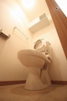 【トイレ】レジデンスカレントB