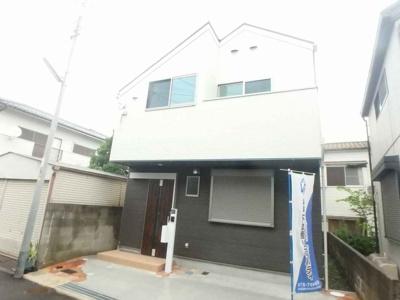【外観】神戸市垂水区西舞子9丁目 新築戸建
