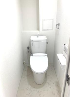 【トイレ】西宮戎前アーバンコンフォート
