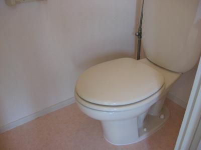 【トイレ】ファミール北野