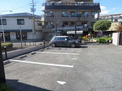 【駐車場】ピュアステージMIWA