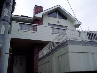小出邸 3LDK 横須賀市上町1丁目