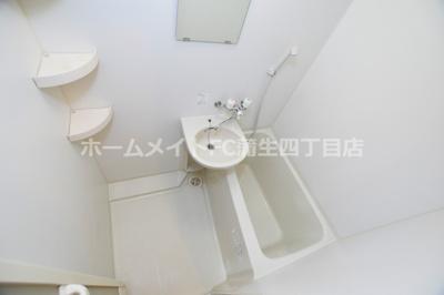 【浴室】セレブコート京橋