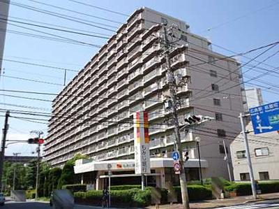 総戸数208戸の広島でも屈指の大型マンション!大規模修繕もしっかりしていて、安心してお住まいになれます。