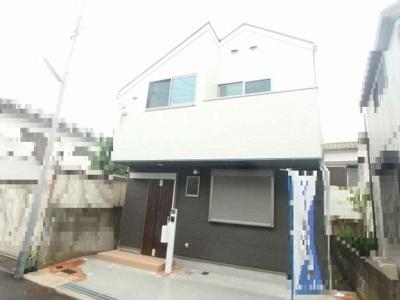 【外観】神戸市垂水区西舞子9丁目 戸建