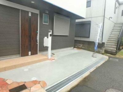 【前面道路含む現地写真】神戸市垂水区西舞子9丁目 戸建