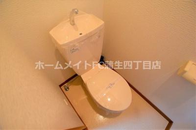 【トイレ】ユーベ今福