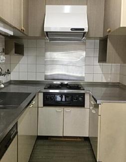 食器洗浄乾燥機付きシステムキッチン!