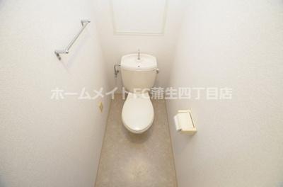 【トイレ】メゾン今福