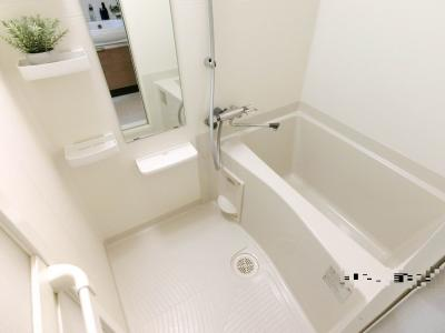 【浴室】プレサンス神戸キュリオ