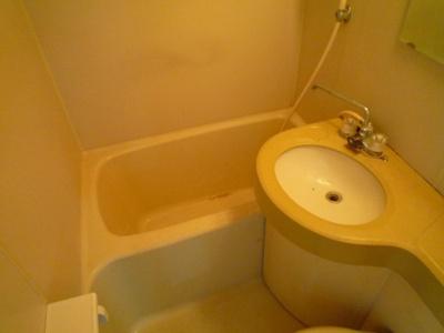 【浴室】コーポあずさ