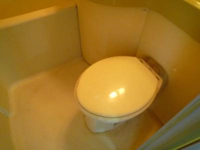 【トイレ】コーポあずさ