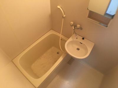 【浴室】グリーンハイツ摩耶