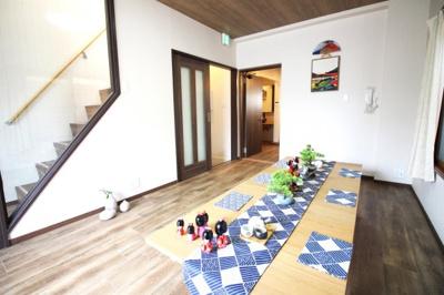 令和2年3月にフルリノベーション済の3LDK+3LDKの2戸1住宅です\(^_^)/二世帯住宅として快適に暮らせます。