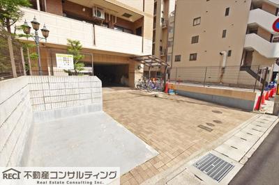 【駐車場】ディナスティみなと元町