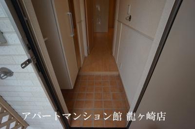 【玄関】グッド・アイランド阿見Ⅰ