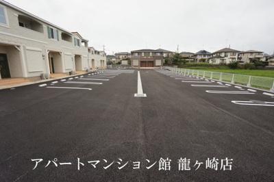 【駐車場】グッド・アイランド阿見Ⅰ