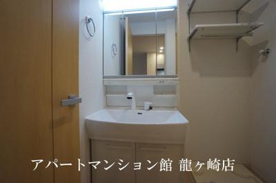 【独立洗面台】グッド・アイランド阿見Ⅰ