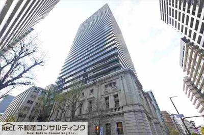【外観】ザ・パークハウス 神戸タワー