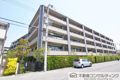 【外観】コスモ芦屋川シーサイドテラス