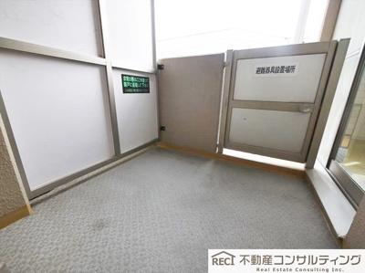 【駐車場】ワコーレエクセレント歌敷山