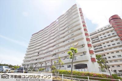 【外観】名谷7団地34号棟