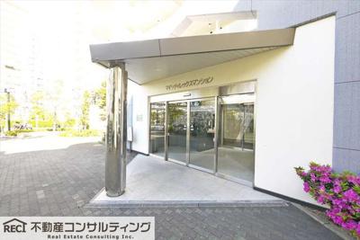 【エントランス】東灘コーストアヴェニュー壱番館