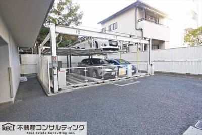 【駐車場】本山西ガーデンハウス