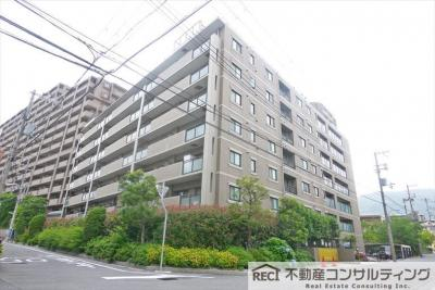 【外観】東急ドエルアルス神戸本山
