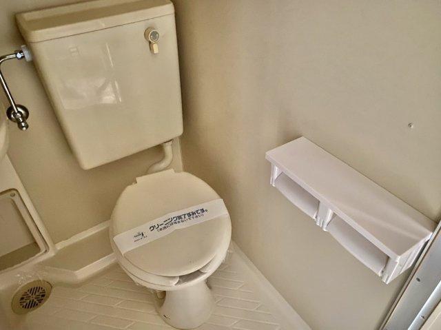 【トイレ】ロイヤルコーポ北中島