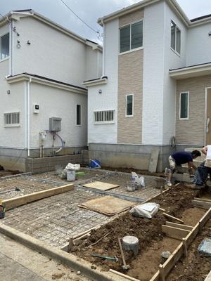 【駐車場】新築一戸建て 松ケ丘1号棟