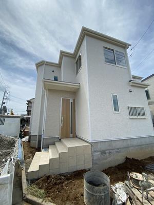 【外観】新築一戸建て 松ケ丘2号棟
