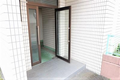 【エントランス】第二泰慶マンション