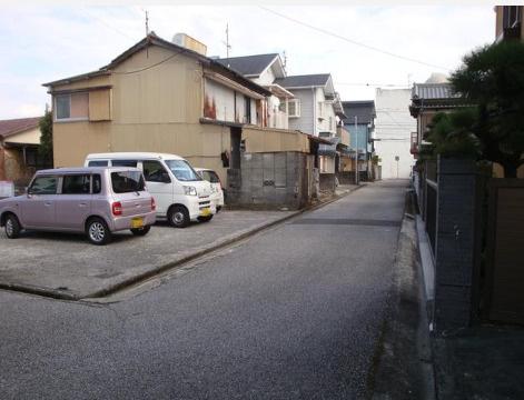 【前面道路含む現地写真】土佐市高岡町乙