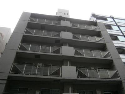 【外観】マンション北堀江