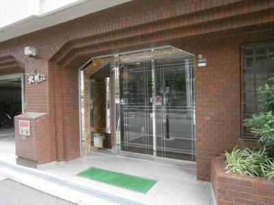 【エントランス】マンション北堀江