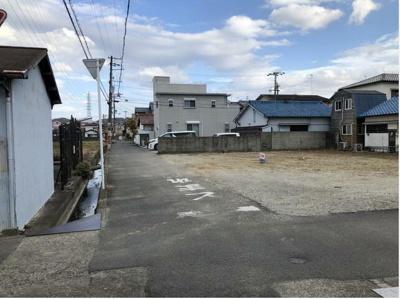 【外観】和歌山市北出島 売土地