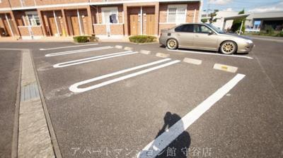 【駐車場】アルコ・バレーノ