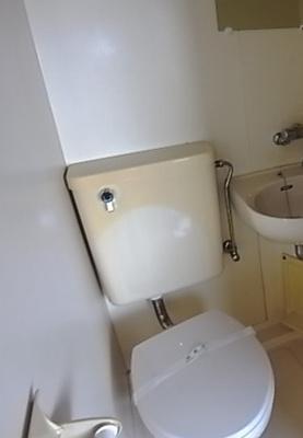 【トイレ】プレアール四条畷