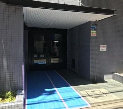【エントランス】ダイヤモンドスクエア駒形