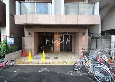 【エントランス】ヴェルト東新宿