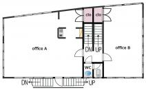 高宮テナントA(2F)の画像