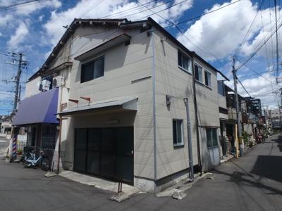 【外観】稲葉1丁目テラスハウス