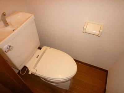 【トイレ】スカイコーポ第一・第三