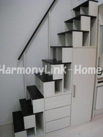 ハーモニーテラス東池袋の収納付き階段☆