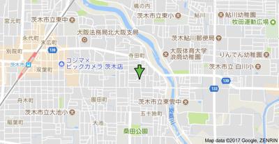 【地図】マンションK&M